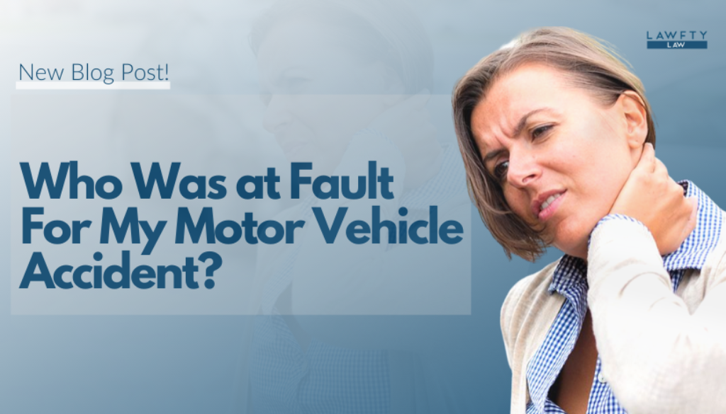 Motor Vehicle Accident, Personal Injury Attorneys, Negligence, Washington D.C., Lawfty Law
